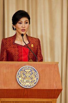 Yingluck Shinawatra (thailand's prime minister)