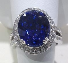 Unlike Diamond, which is mined in more than a dozen countries all around the world, Tanzanite is found in only one place, a patch of a few square miles in the foothills of Mount Kilimanjaro. Despite its rarity, we have a large collection of Tanzanite jewelry. Please do not hesitate to contact us for this or any other beautiful pieces. #tanzanite #ring #jewelry #beautiful #exotic #rare #diamonds #zhaveri Ref#10060411