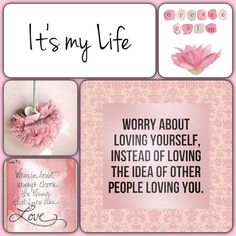 ~Katarina~Collage by Miss Katarina Enjoy your life Beautiful Collage, Beautiful Words, Words Quotes, Life Quotes, Collages, Pot Pourri, Thing 1, Smiles And Laughs, Quotable Quotes
