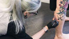 Busy Alex #tattooist #tattoo #cornwall