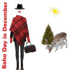 Boho Day in December