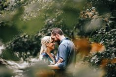 Fall Engagement Photos in Knoxville | Erin Morrison Photography www.erinmorrisonphotography.com