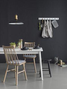 Hans K ZigZag ruokapöytä Furniture, Room, Dining, Kitchen Table, Bar Chairs, Table, Zig Zag, Fabric Seat, Dining Room