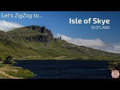 Visiter l'ile de Skye Ecosse - Guide complet pour planifier votre voyage avec les plus beaux lieux d'intérêt + une carte de l'Isle de Skye + Video + Photos + Infos pratiques...