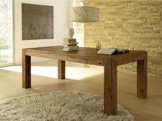 Esstisch Designer Tisch MASSIV ausziehbar 200-260x100 cm Akazie Esszimmertisch Jetzt bestellen unter: http://www.woonio.de/produkt/esstisch-designer-tisch-massiv-ausziehbar-200-260x100-cm-akazie-esszimmertisch/