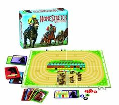 Ten Family-Fun Horse Racing Tabletop Games and Board Games Horse Race Game, Horse Racing, Oregon Trail Board Game, Race Night, Dinner Party Games, Board Games For Couples, Horse Cards, Horse Gifts, Games Images