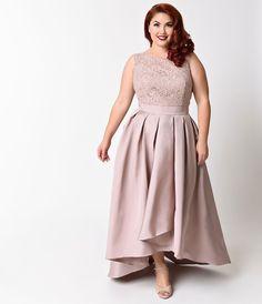 Unique Cute Plus Size Retro Dresses for Sale