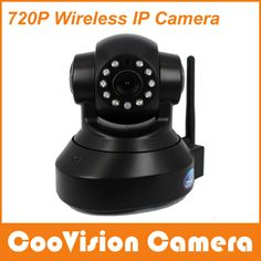 Free Shipping Coovision Home security Megapixels 720P Wireless IP Camera,Plug and Play,TF Card Storage,Free DDNS, Built in IRcut on Aliexpress.com $98.00
