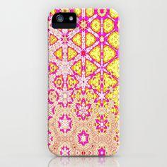 Kaleido Scope iPhone Case by Fine2art - $35.00