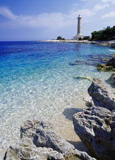 Isla Dugi Otok (Croacia)