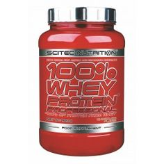 Scitec Nutrition - 100% WHEY PROTEIN PROFESSIONAL, 920g Dose