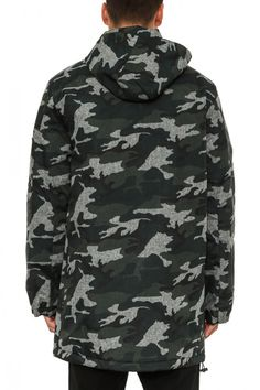 Cahill + Canvas Bomber Jacket Camo Cahill + has returned to Culture Kings  in style this 4a657bf5bf