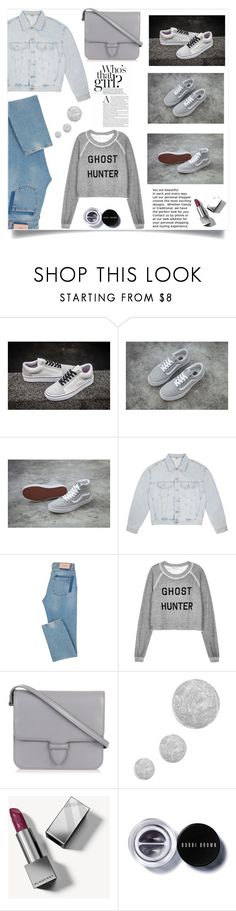 """""""Vans!"""" by samra-bv ❤ liked on Polyvore featuring Wildfox, Alaïa, Topshop, Burberry, Bobbi Brown Cosmetics and casual"""