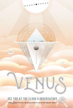 NASA Could Send Giant Airships To Venus To Create Cloud Cities
