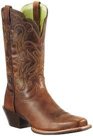 Ariat Legend Woman's Boots - Canterbury Equestrian.  The only place that sells proper cowboy boots in NZ!