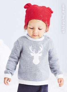 ALALOSHA: VOGUE ENFANTS: The White Company toddlers are ready to face the winter journey!