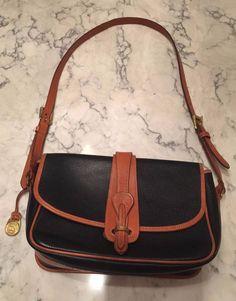 Dooney & Bourke All Weather Leather Shoulder Tote Crossbody Hand Bag Purse EUC! #DooneyBourke #ShoulderBag BEAUTIFUL!!! Selling Staring at $85.00!!!