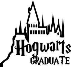 Harry Potter - Hogwarts Graduate - Vinyl Car Window and Laptop Decal Sticker - Decal - Car and Laptop Window Decal Sticker - 1 Harry Potter Car, Deco Harry Potter, Harry Potter Shirts, Harry Potter Hogwarts, Harry Potter Birthday, Harry Potter Stencils, Harry Potter Stickers, Harry Potter Drawings, Harry Potter Pictures
