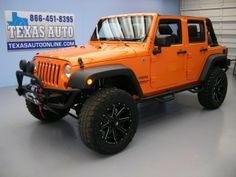 2013 Jeep Wrangler UNLIMITED SPORT 4X4 http://www.iseecars.com/used-cars/used-jeep-wrangler-for-sale