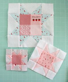 Create a vintage-inspired quilt block that's totally cutting edge with this Sweet Sawtooth Star Tutorial. This quick and easy quilt block tutorial is perfect if you're short on time and shows you how to use flying geese units to create this classic a Star Quilt Blocks, Star Quilt Patterns, Star Quilts, Easy Quilts, Mini Quilts, Pattern Blocks, Scrappy Quilts, Block Quilt, Blanket Patterns