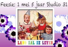 Happy Birthday Studio 31