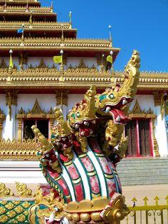 Wat Nong Wang. Khon Kaen, Thailand (Photo by Richard Bishop)