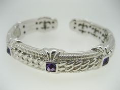Amethyst Cuff was part of A-D #1