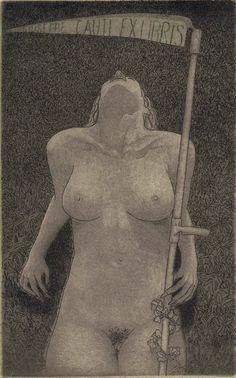 Ex Libris Mr. Reaper (9) - 50 Watts