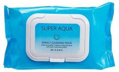 MISSHA Super Aqua Perfect Cleansing Tissue 40 Adet ürünüyle ilgili sizlere bilgi vermeye devam ediyoruz. Websitemizden ya   da çağrı merkezimizden ürünlerle ilgili bilgi alabilir hızlı bir şekilde   sipariş verebilirsiniz. Uzmanlarımızla görüşmek için 444 4 996 numaralı   çağrı merkezimizden bize ulaşabilirsiniz. Missha, Nintendo Consoles, Aqua, Website, Water