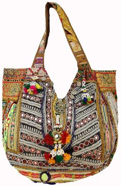 Manthan Creations - vintage banjara handbags gypsy handbags handmade tribal handbags