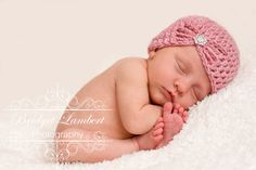Crochet Baby Butterfly Hat with Rhinestone by LittleMillieBoutique, $15.00
