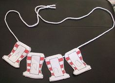 Cat in the Hat name necklace