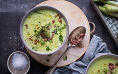 Grüne Spargel-Creme-Suppe ⋆ Knusperstübchen