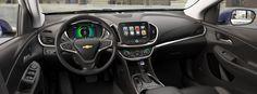 2017 Volt Design Interior at Chevrolet Cadillac of Santa Fe: www.chevroletofsantafe.com.