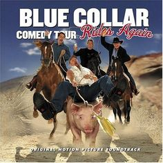 Performers include: Jeff Foxworthy, Bill Engvall, Larry The Cable Guy, Ron White. When Jeff Foxworthy, Bill Engvall, Ron White, and Larry the Cable Guy joined comedic forces for the first Blue Collar