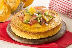 Cheesecake di polenta, zucca e ricotta | Polenta Valsugana