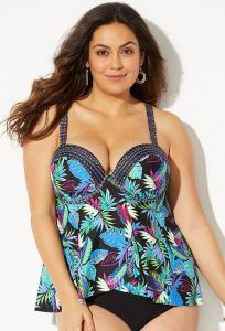 9bc3997d8d420 These underwire tankini tops are available in all sizes 8 to 26 and on sale  at !