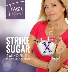 10 powerful, health-altering reasons to #StrikeSugar and join my 4 week #StrikeSugarChallenge!