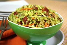 Cold Dog Slaw Recipe | Hungry Girl
