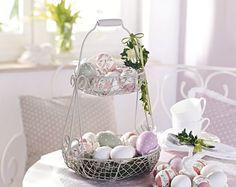 DIY ... Eggs over eggs ...