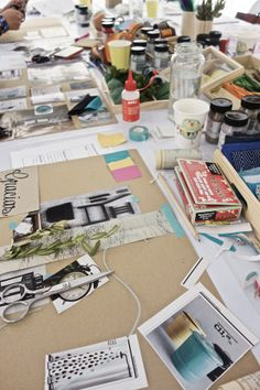 Eclectic Trends Studio workshop, Barcelona, 31.05.14