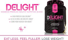 Delight by FitMiss - Protein for Women