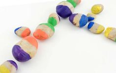 Colour dominos Nature Crafts, Colour, Games, Handmade, Color, Hand Made, Gaming, Plays, Colors