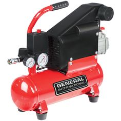 1HP 2 Gallon HOTDOG compressor boasts quiet operation, quick connect fitting, plus a direct drive oil lubricated single cylinder pump that will provide quality, power, and durability to your jobs for