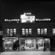 Harry C. Man (1866–1926) St. Elmo Billiards, 113 E. City Hall Avenue, Norfolk, Virginia, ca. 1914