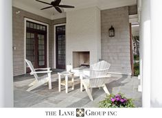 Residential Architects - The Lane Group, Inc. Outdoor Spaces, Outdoor Living, Outdoor Decor, Traditional Porch, Jacksonville Beach, Residential Architect, Atlantic Beach, Design Firms, Custom Homes