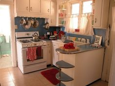 Kitchen ~ cottage