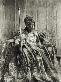 Menelik II  Negus of Shewa (1866–89), Nəgusä Nägäst of Ethiopia (1889-death)