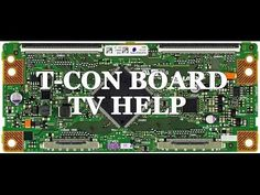 LCD TV Repair Tutorial - T-Con Board Common Symptoms & Solutions - How to Replace T-Con Board - YouTube Sony Lcd Tv, Sony Led, Tv Panel, Cable Box, Body Language, Circuit, Electronics Gadgets Sony Lcd Tv, Sony Led, Electronics Basics, Electronics Projects, Electronics Gadgets, Lg Display, Electronic Workbench, Lcd Television, Electronic Circuit Projects