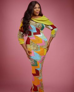 Latest African Print Fashion dresses for women African Inspired Fashion, African Print Fashion, Africa Fashion, African Print Dresses, African Fashion Dresses, African Dress, African Prints, Fashion Outfits, Fashion Tips